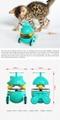 Multi-functional Cat Toy Food dispensing toys Pet toy