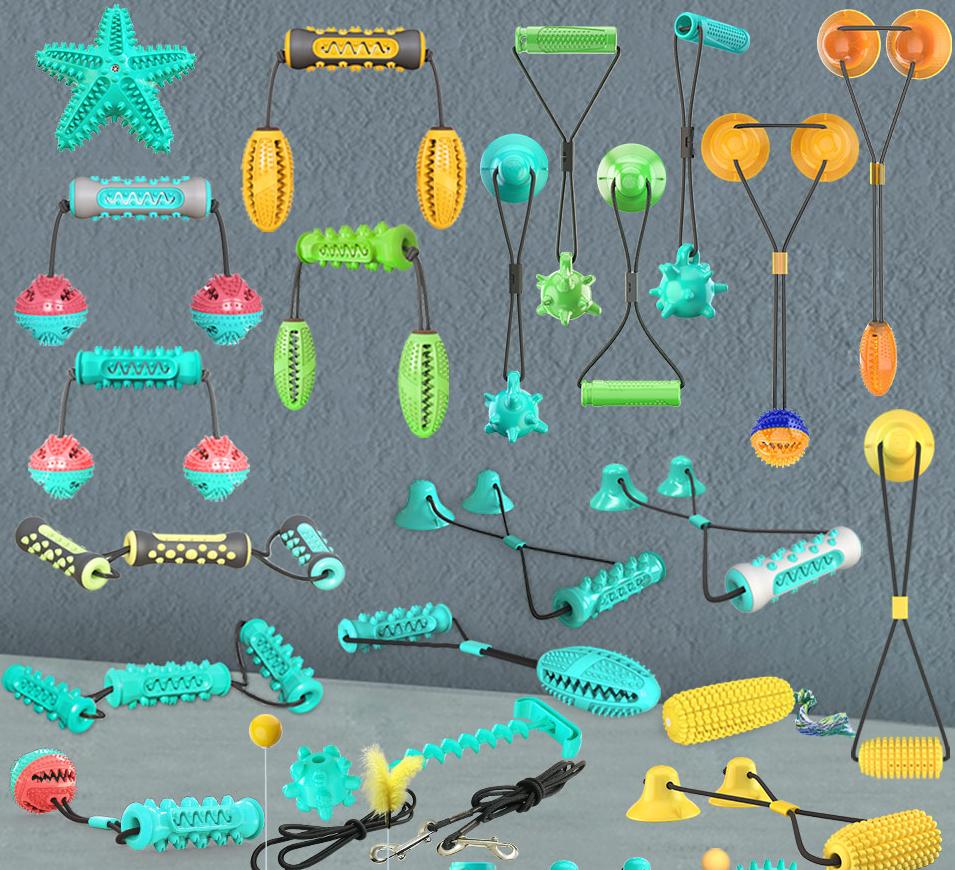 Spray toy Floating toy Pet Molar toy 9