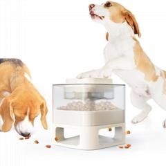 Pet food catapult Pet tableware Pet toy