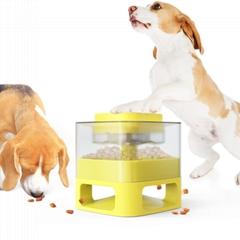 宠物食品弹射器 宠物餐具 宠物玩具
