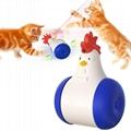Cat Light Chicken Electric Cat Toy Pet