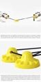 加強吸盤拉繩球 雙吸盤+雙球 寵物玩具