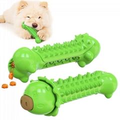 萌猪零食磨牙棒 宠物玩具 小狗玩具