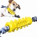 Bite-resistant  Dog Toothbrush Set Serrated Molar Stick