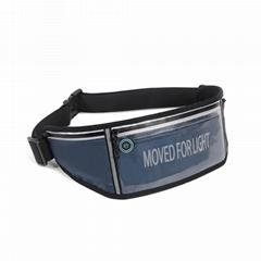时尚斜腰包 运动腰包 防水腰包