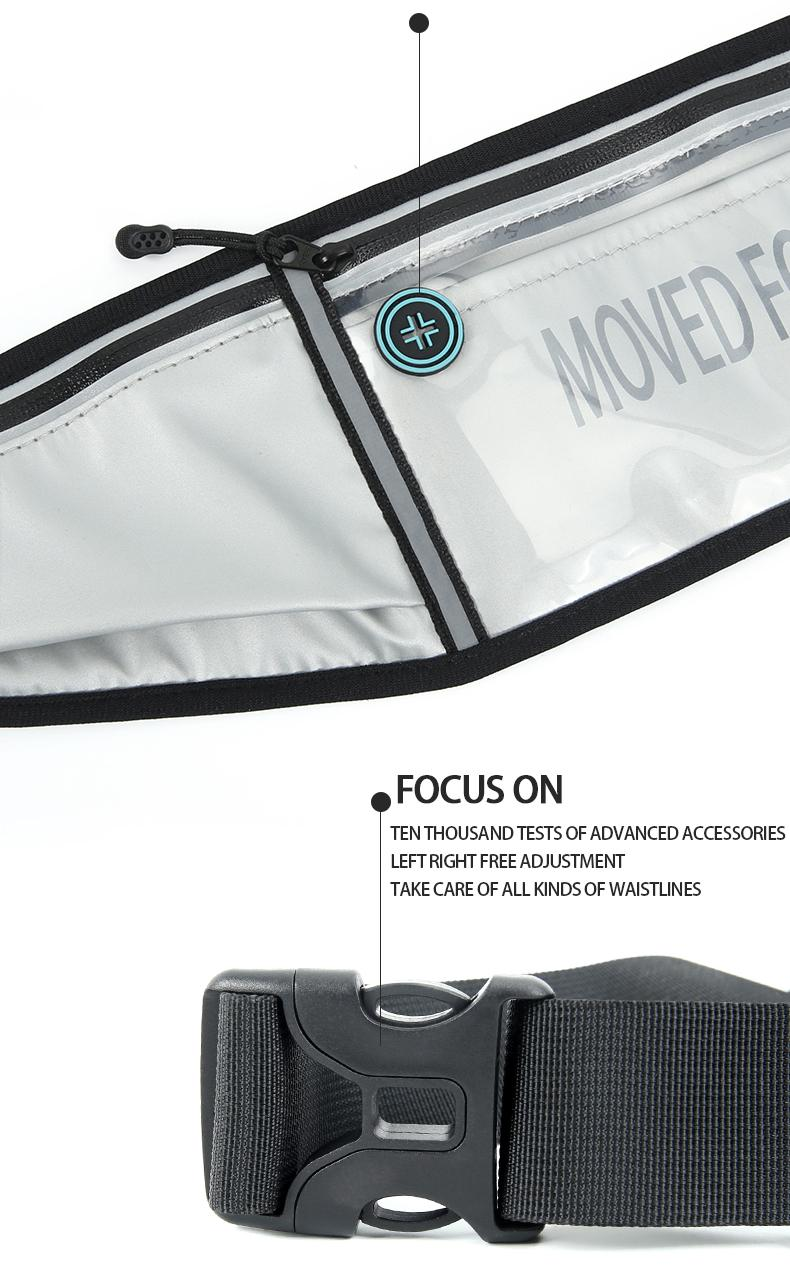 Waist bag Waterproof bag Touch screen bag 3
