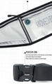 Waist bag Waterproof bag Touch screen bag