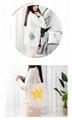 Shopping bags Canvas bag Printed shoulder bag
