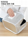 Insulation package Recycle package Portable waterproof Oxford bag