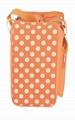 Oxford fabric shoulder bag Lunch bag Single-shoulder picnic bag