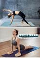 Suede yoga mat antislip mat Yoga mat