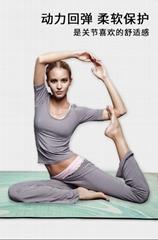 Yoga mat Non-slip mat TPE suede yoga mat (Hot Product - 1*)