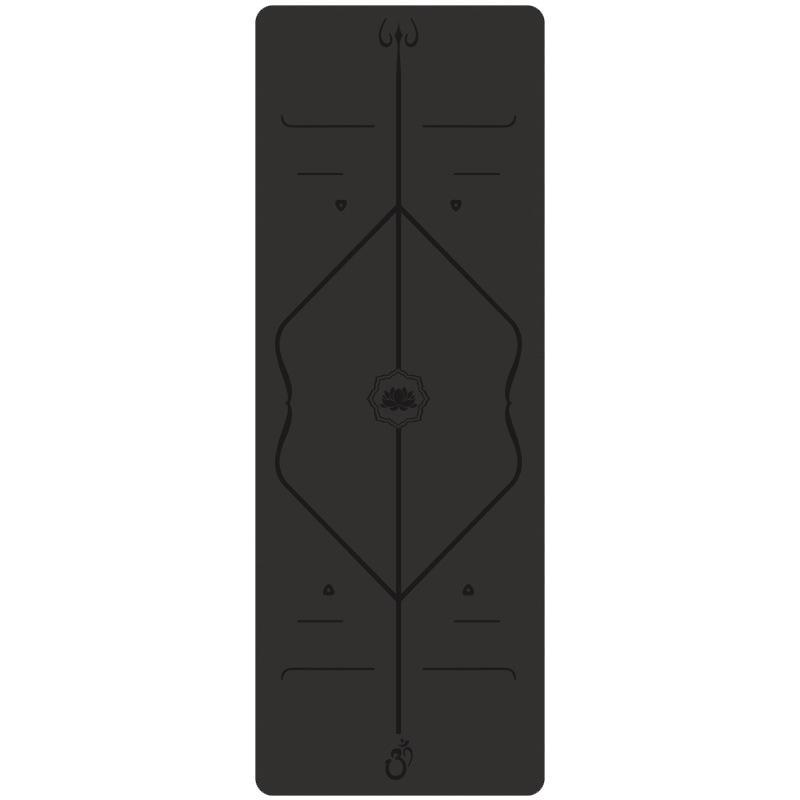 Yoga mat PU rubber mat Antislip mat 2