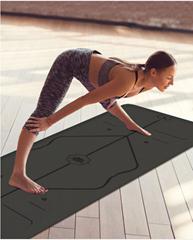 Yoga mat PU rubber mat Antislip mat (Hot Product - 1*)