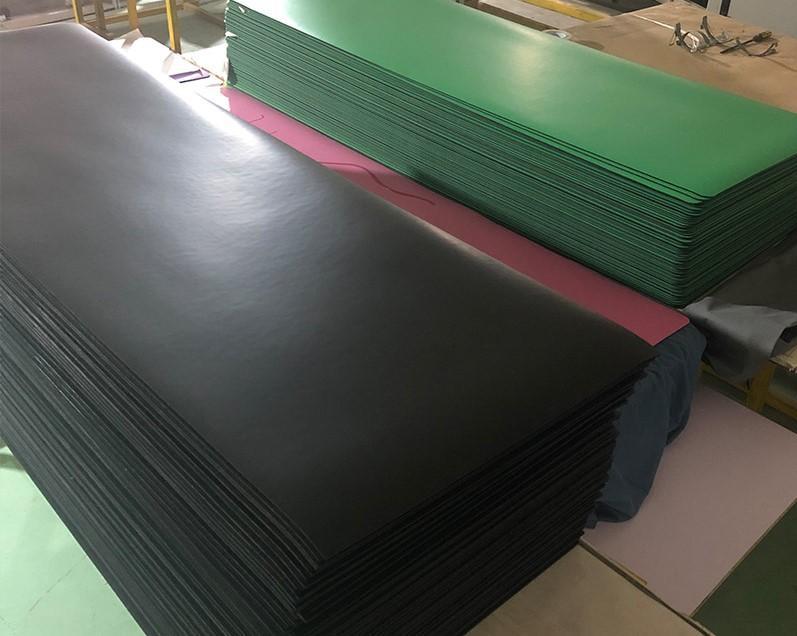Yoga mat PU rubber mat Antislip mat 9