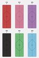 Yoga mat PU rubber mat Antislip mat 5