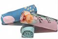 Yoga towel picnic mat Foldable yoga mat 7