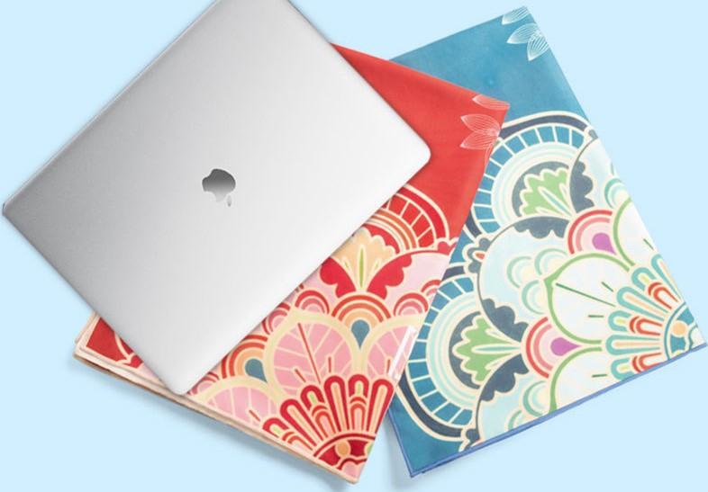 Yoga towel picnic mat Foldable yoga mat 14