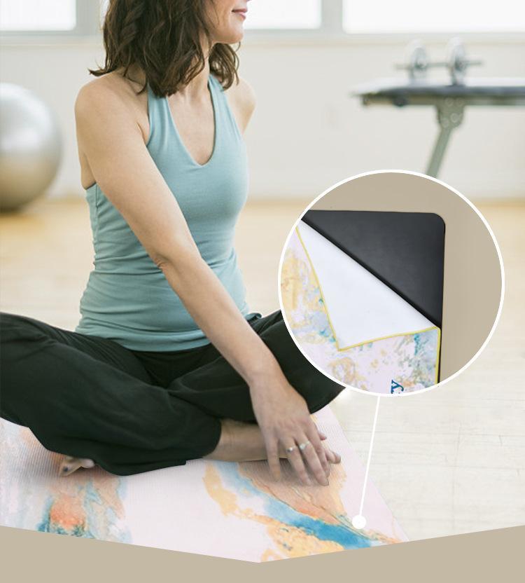 Yoga towel picnic mat Foldable yoga mat 1