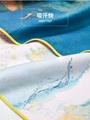 Yoga towel picnic mat Foldable yoga mat 16