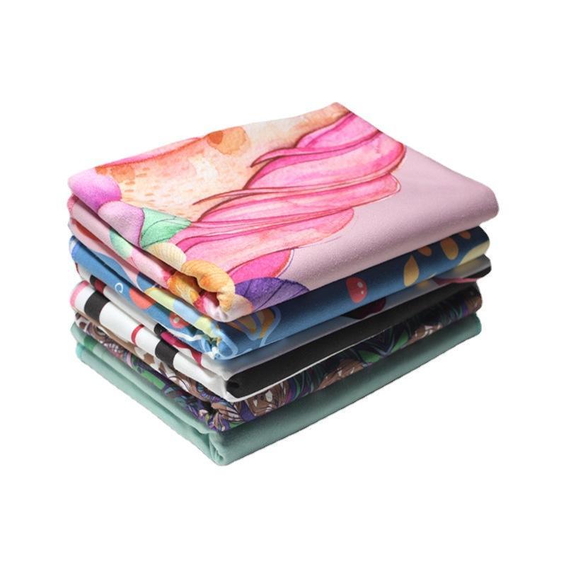 Yoga towel picnic mat Foldable yoga mat 3