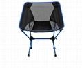 Outdoor foldable chair Aluminum chair Camping fishing chair