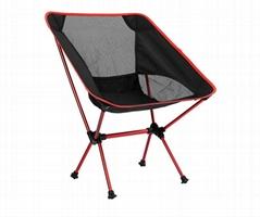 户外折叠椅  铝合金椅  野营钓鱼椅