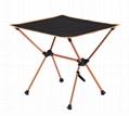 Folding chairs Aeronautical aluminium alloy chair Camping chair