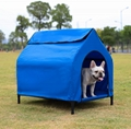 puppy tent Enclosed kennel Pet dog tent