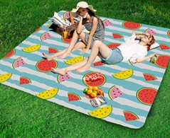 野餐墊爬行墊 帳篷墊地墊 戶外折疊防水野炊墊