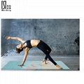 Fashionable Eco friendly type yoga mat pad OUTDOOR MAT