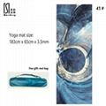 Suede Yoga Mat Non-slip Quick-Drying