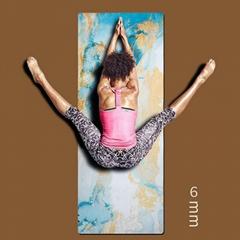 瑜珈墊 防滑墊 TPE麂皮絨瑜珈墊