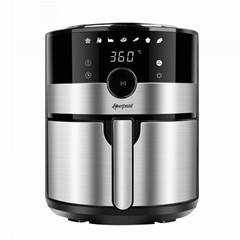 hot 3.6 liter air fryer with 7 functions
