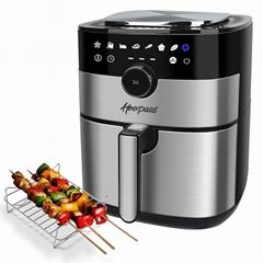 5.5L digital air fryer Household Electric Air Fryer
