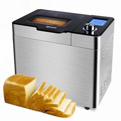 2L stainless stell bread maker househeld