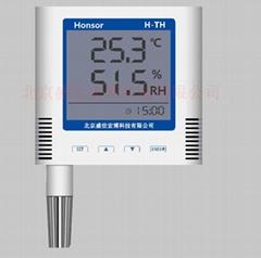 发电厂热电厂车间以太网温湿度传感器RJ45接口IP协议