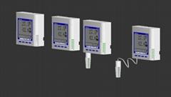 温湿度短信报警器监控系统