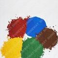 Transparent Iron Oxide Pigment