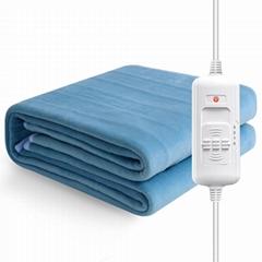 Single/ Double Fleece Electric Blanket