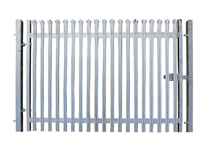 Expanded Metal Fence 1