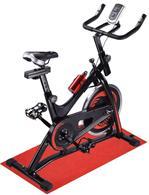 干电池驱动-健身单车-带有显示仪表-可定制
