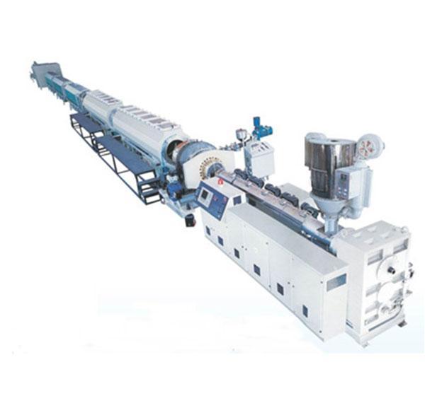 PP-R/PP/PE Plastic Tube Production Line 1