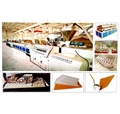 PVC Wood-Plastics Composite Wallboard