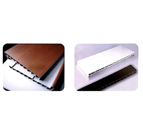 PVC/PP/PE/PC/ABS Profile Extrsion Line