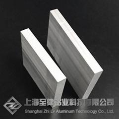 扁鋁一字鋁條實心鋁排鋁合金一字平條現貨木紋轉印定製加工
