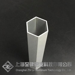 鋁合金六方管鋁圓管定製木紋氟碳烤漆加工鋁棒鋁板現貨