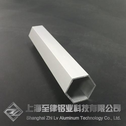 鋁合金六方管鋁圓管定製木紋氟碳烤漆加工鋁棒鋁板現貨 3