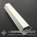 鋁合金六方管鋁圓管定製木紋氟碳烤漆加工鋁棒鋁板現貨 5
