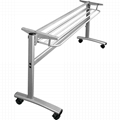 Office Furniture Folding Training Table Rectangular Office Desk